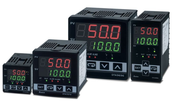 Delta Temperature Controllers
