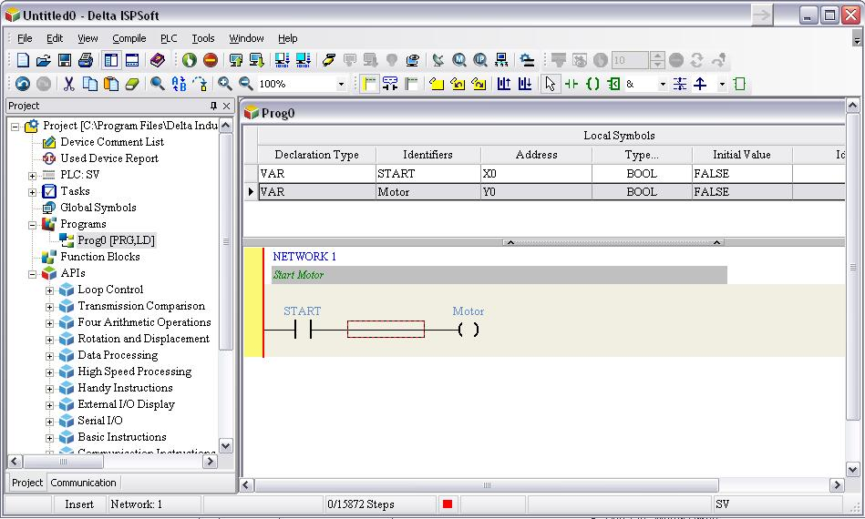 Announcement Ispsoft 1 03 Delta Industrial Automation
