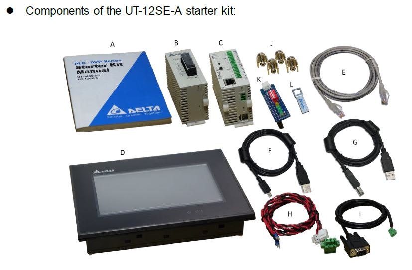 starter kit release delta industrial automation rh delta ia tips com user manual hmi delta DTC1000 Delta